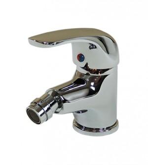 Miscelatore rubinetto monoforo per bidet , New Swan, colore cromo
