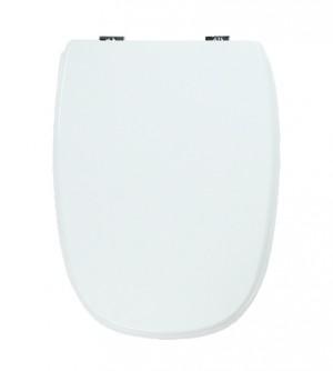 Coprivaso in poliestere alta qualità,compatibile Brio Square Pozzi Ginori,bianco