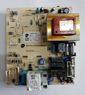 Ferroli scheda elettrica centralina DBM02.1 DIMS20 39820661 per caldaia DOMITECH & DOMICONDENS (vari modelli)