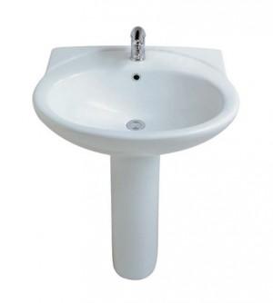 Colonna a terra per lavabo, marca Globo mod. Lei