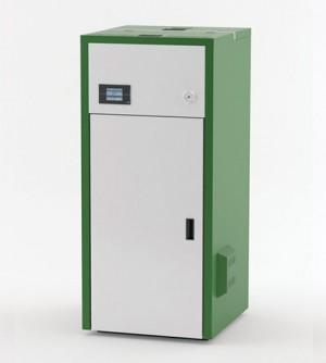 Boiler Caldaia a pellet KARMEK ONE MARY 20 da 20,28 kW, in acciaio, verde KH2000PL
