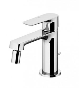 Miscelatore rubinetto bidet, piletta di scarico, Gattoni Homix 3000